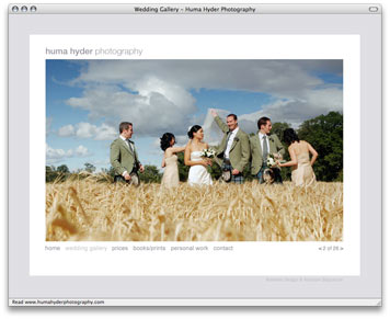 Huma Hyder Photography - Wedding Gallery