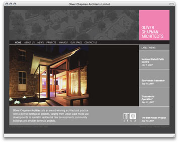 Home Page - Oliver Chapman Architects
